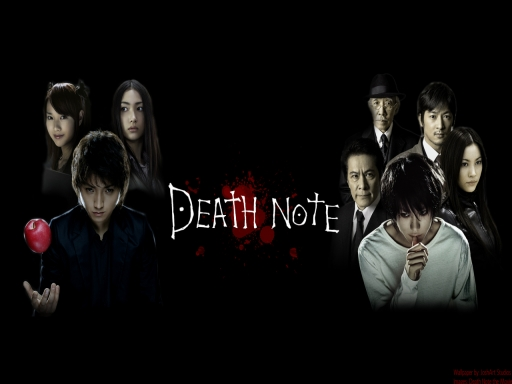 deathnote wallpapers. Death Note the Movie