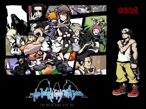 the world ends with you wallpaper. The world ends with you 5