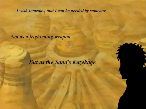 Gaara-The Sand's Kazekage
