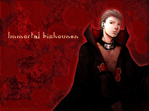 Immortal bishounen