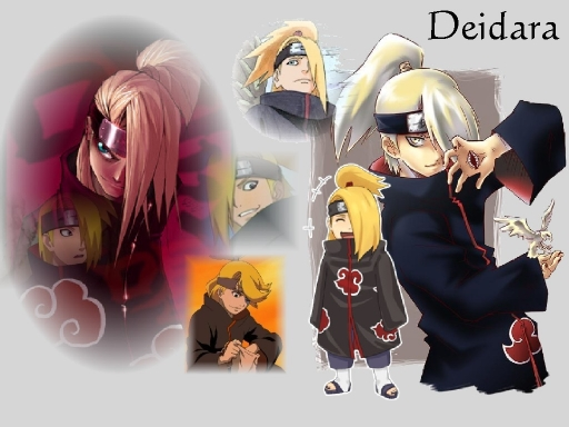 Deidara's world