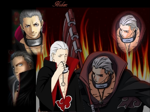 Hidan's World