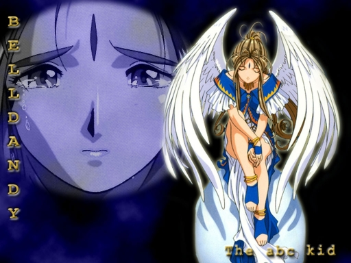 A!mg Belldandy 3