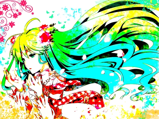 Hatsune Miku Wallpapers