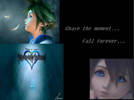 Chase The Moment...fall Foreve