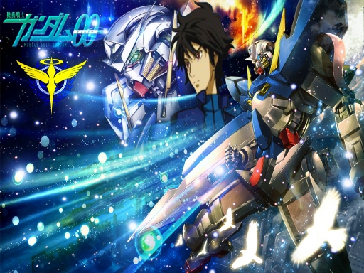 Gundam 00 - Flash  & Light